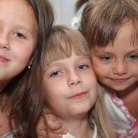 Три сестры. :: Геннадий Manuyloff