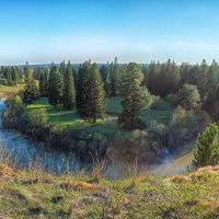 Река :: Сергей Винтовкин