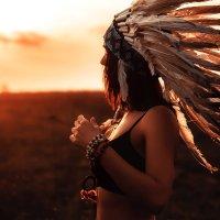 Indian girl :: Юлия Шумова