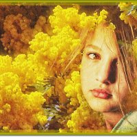 Девушка-Весна :: Лидия (naum.lidiya)