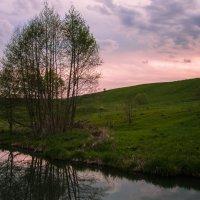Майский закат :: Алексей Кошелев
