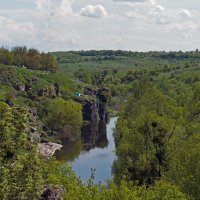 Bukskyi Canyon :: Roman Ilnytskyi
