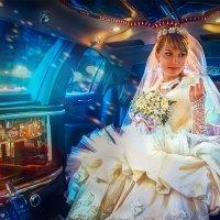 в лимузине :: Борис Медведев