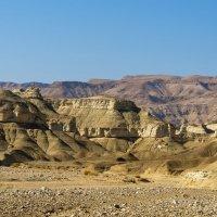Пустынное безмолвие-3 :: Виктор Льготин