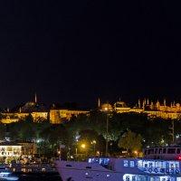 Ночной Стамбул :: Georgy Kalyakin