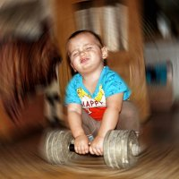 Как спорт, поднятие тяжестей не ново! :: Виктор Никаноров