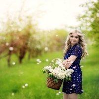 Весна :: Юлия Пономарева
