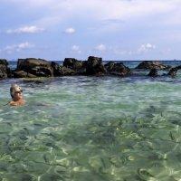 Ловись рыбка... :: Елена Заммоева