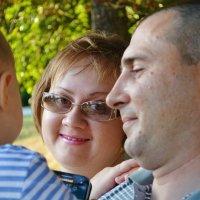 Мама, папа, я - счастливая семья! :: Зизи Тимошенко