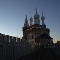 забор и солнце :: Александра
