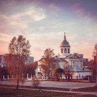 Кафедральный собор в честь Рождества Пресвятой Богородицы :: Ольга Осовская