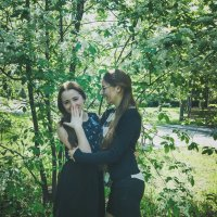 Дружба крепкая... :: Света Кондрашова