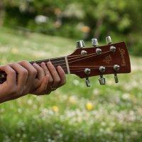 любовь к музыке :: Katerina Tighineanu