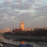 Москва :: Иван Жеребненко