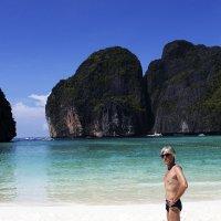 Самый знаменитый пляж :: Елена Заммоева