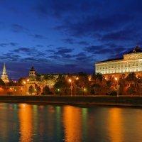 Кремль в сентябре :: Alex