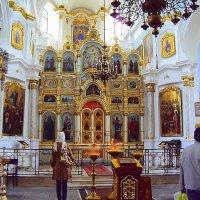 МИНСК. Кафедральный собор Сошествия Святого Духа :: Tata Wolf