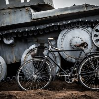 Такие разные колёса :: Владимир Клещёв