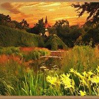 Рисую кистью пейзаж :: Лидия (naum.lidiya)