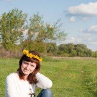 Весна, весна прийде... :: Яна Александровна