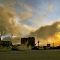 Дымят, понимаешь, и дымят :) :: Витас Бенета