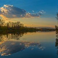 Вечерние облака :: vladimir