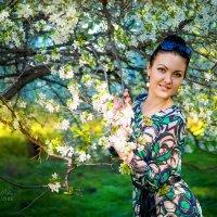 Весенний сад :: Dina Ross