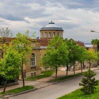 Пироговские ванные :: Николай Николенко