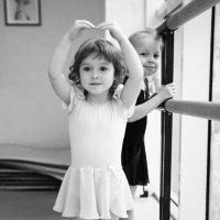 Маленькая балерина. :: ValentinaS Skvorcova