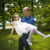 Папина доча :: Виктория Гавриленко