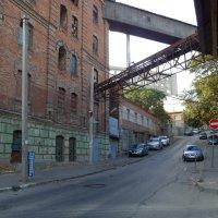Старые стены. :: Анфиса