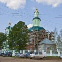 Рукотворные святыни. :: Андрей Синицын