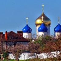 - Свято-Успенский Одесский патриарший мужской монастырь :: Александр Корчемный