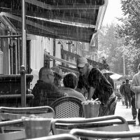 Дождь в Амстердаме. :: Игорь