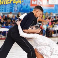 Бальные танцы. О чём они? :: Павел Сущёнок