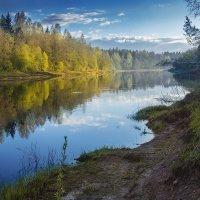 Река Сырь :: Александр Сергеев