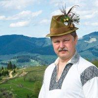 Гдето в Карпатах :: Олег Склярук