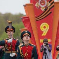Вечный огонь :: Михаил Сергеевич Карузин