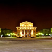 Норильск ночью :: Витас Бенета