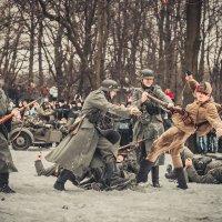 И грянул бой :: Виктор Седов