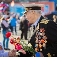 Бессмертный полк 9 мая 2015г. :: Ксения Исакова