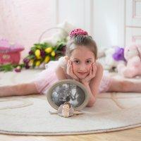 картинка-балеринка! :: Мария Корнилова