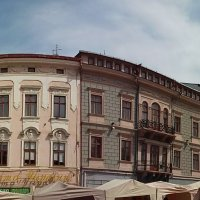 Центральная площадь. г. Черновцы :: Яна Чепик