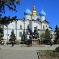 Православный храм на территории Казанского Кремля. :: Лидия кутузова