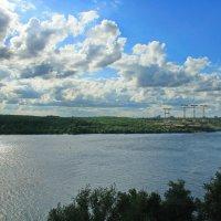 Река :: Александр Шевченко