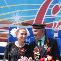 ветеран ВМФ :: Таня Фиалка