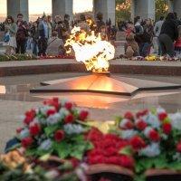 Вечный огонь, Парк победы, Поклонная гора :: Кирилл Стопкин