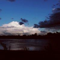 Перед дождём. Беларусь, г.Гомель :: Viktoria Chueshkova