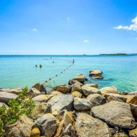 Пляж :: Лёша