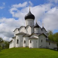 Церковь Василия на Горке :: Наталья Левина